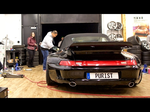 "Download Porsche 911 RWB ""Purist"" Hits the Street HD Mp4 3GP Video and MP3"