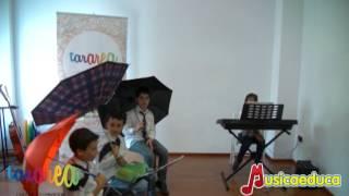Pasa el batallón, Canción del viento - Grupo de alumnos de Percubón - Tararea Laboratorio Musical
