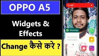 widgets on oppo - मुफ्त ऑनलाइन वीडियो