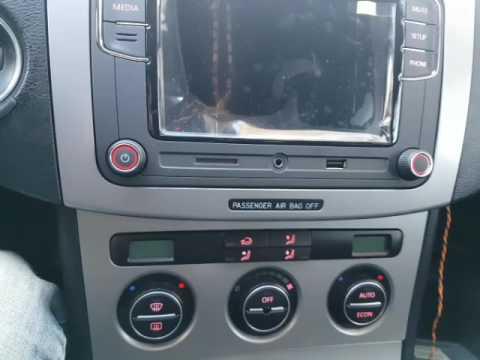 RCD330 RCD330G Plus Radio Problem CAN bus gateway not accept