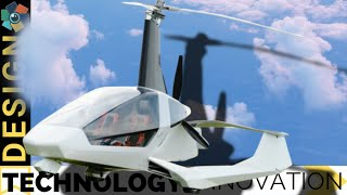10 Awesome Personal Aircraft | Gyrocopter (Top Picks)