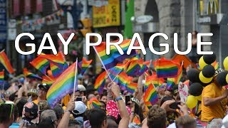 GAY PRAGUE TRAVEL GUIDE 2018