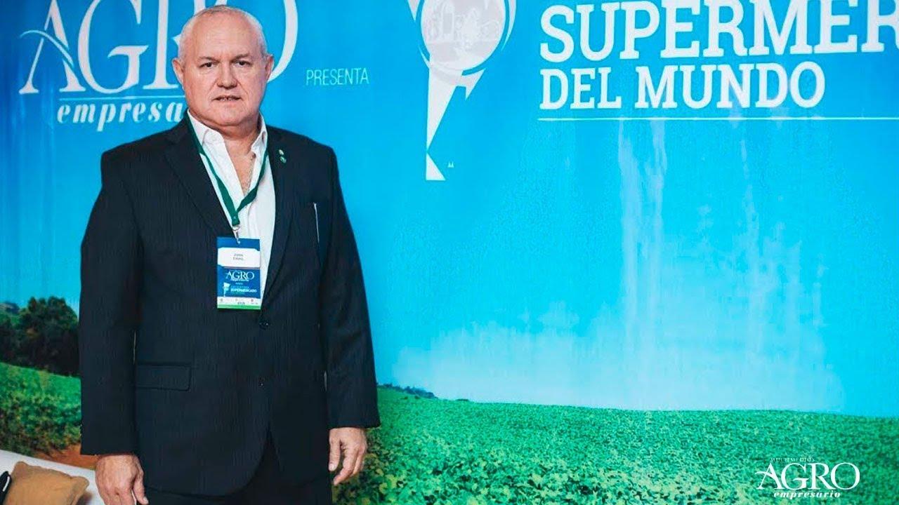 Juan Eiras - Secretario de la Cámara Argentina de Feedlot