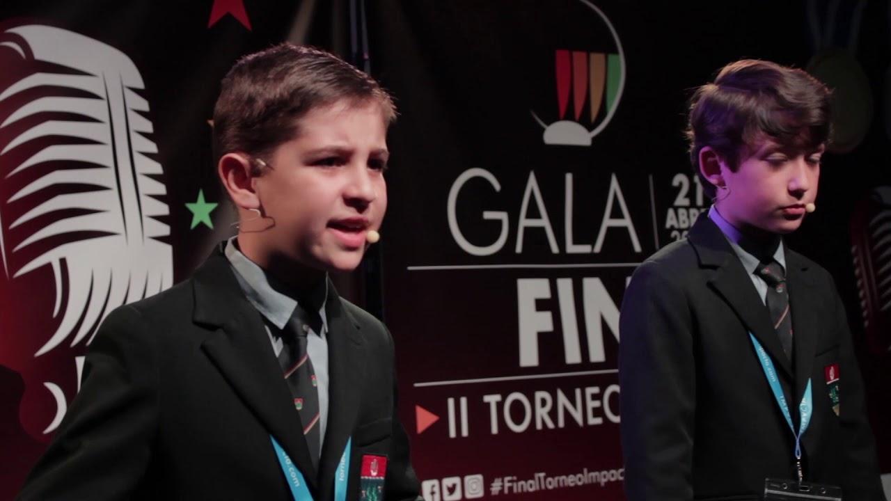 II Torneo Oratoria - Impacta. Primer Premio
