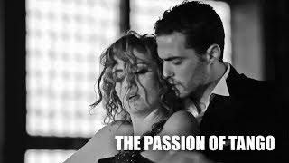 Romantic Passionate Argentine Tango | Dance With Me | English Lyrics [sub ESP]