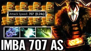 This Why MAX SPEED Tactic is The BEST [Juggernaut] IMBA Omnislash Build for Christmas Dota 2