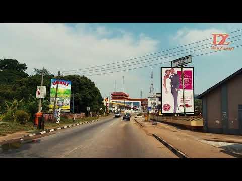 Ghana 2019 pt 12. Kumasi Golden Tulip Hotel