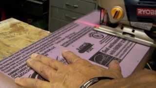 Jigsaw Blades for Cutting Pink Foam