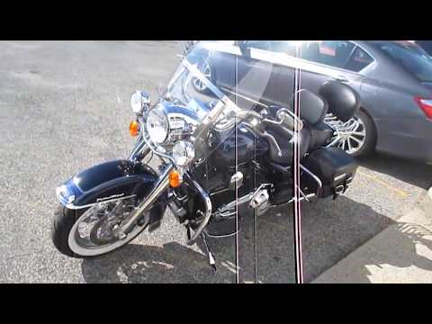 2012 HARLEY-DAVIDSON FLHRC ROAD KING CLASSIC  *FREE POWERTRAIN WARRANTY*