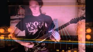 Arch Enemy - Shadow on the wall CDLC Rocksmith