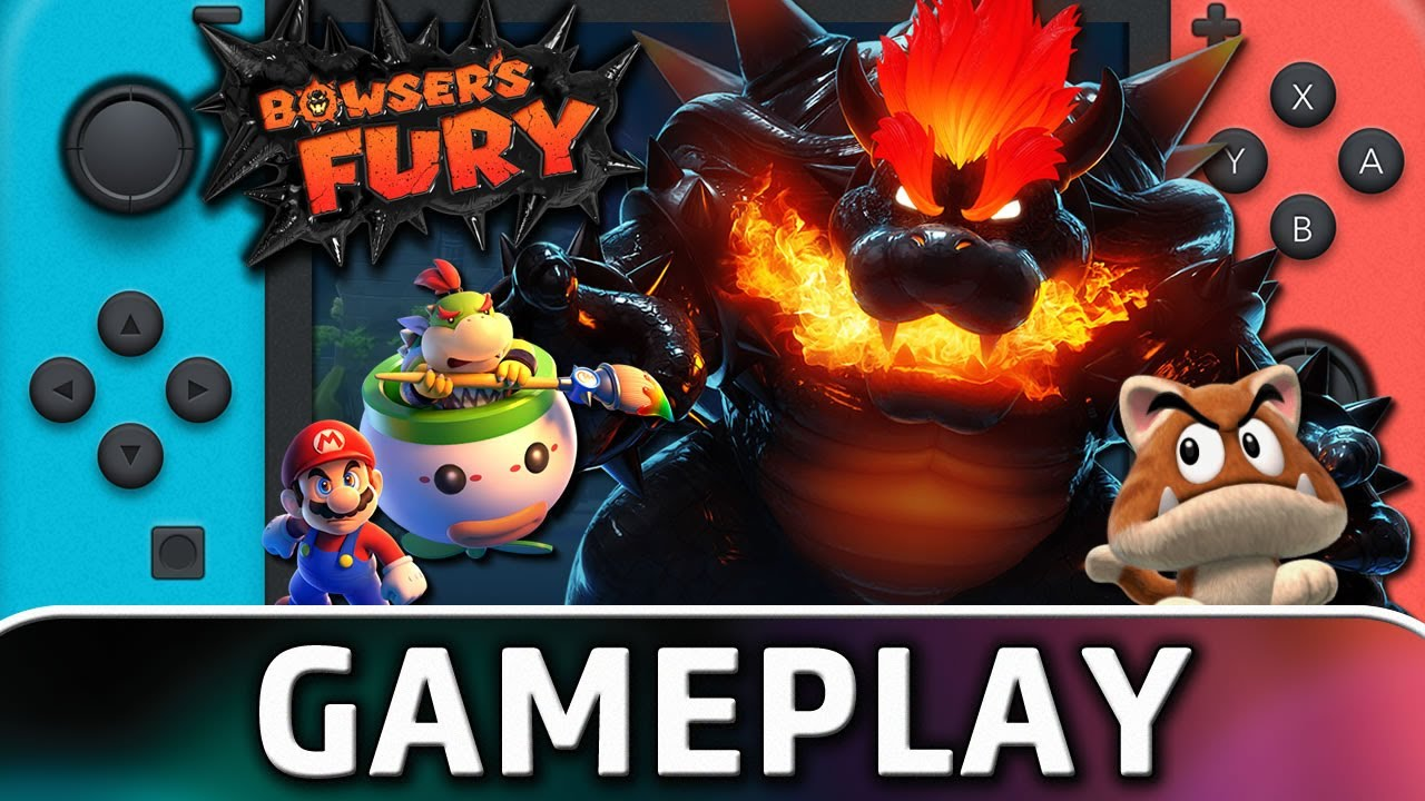 Super Mario 3D World + Bowser's Fury | Nintendo Switch Gameplay