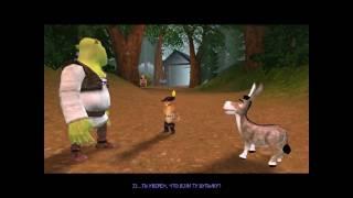 Shrek 2:The Game Level 4 final part
