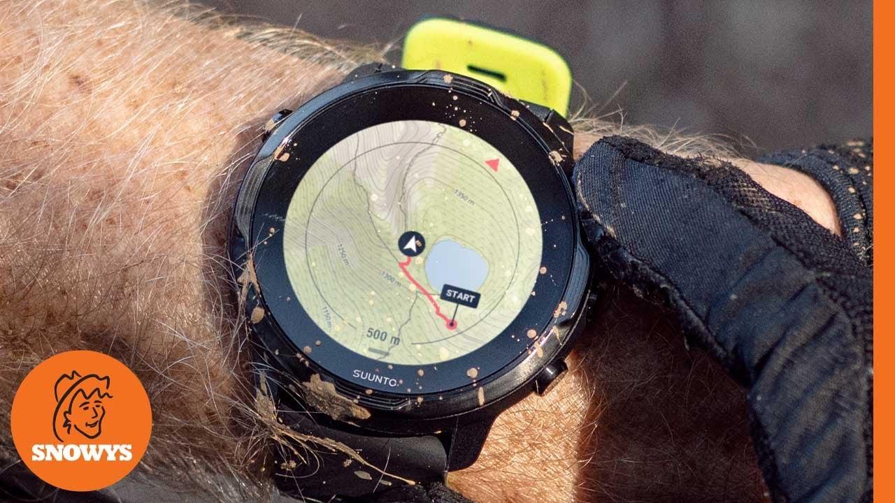 7 Outdoor Smart Watch