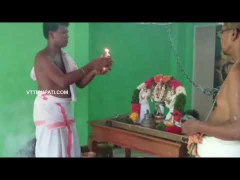 Vattavilai Then Tirupati Perumal Thirumanjanam Sevi 2019