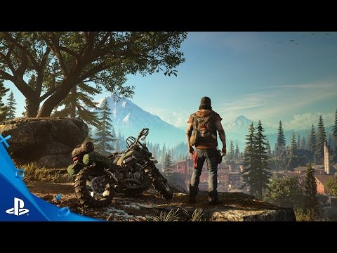 Days Gone - E3 2016 Gameplay Demo | PS4 thumbnail