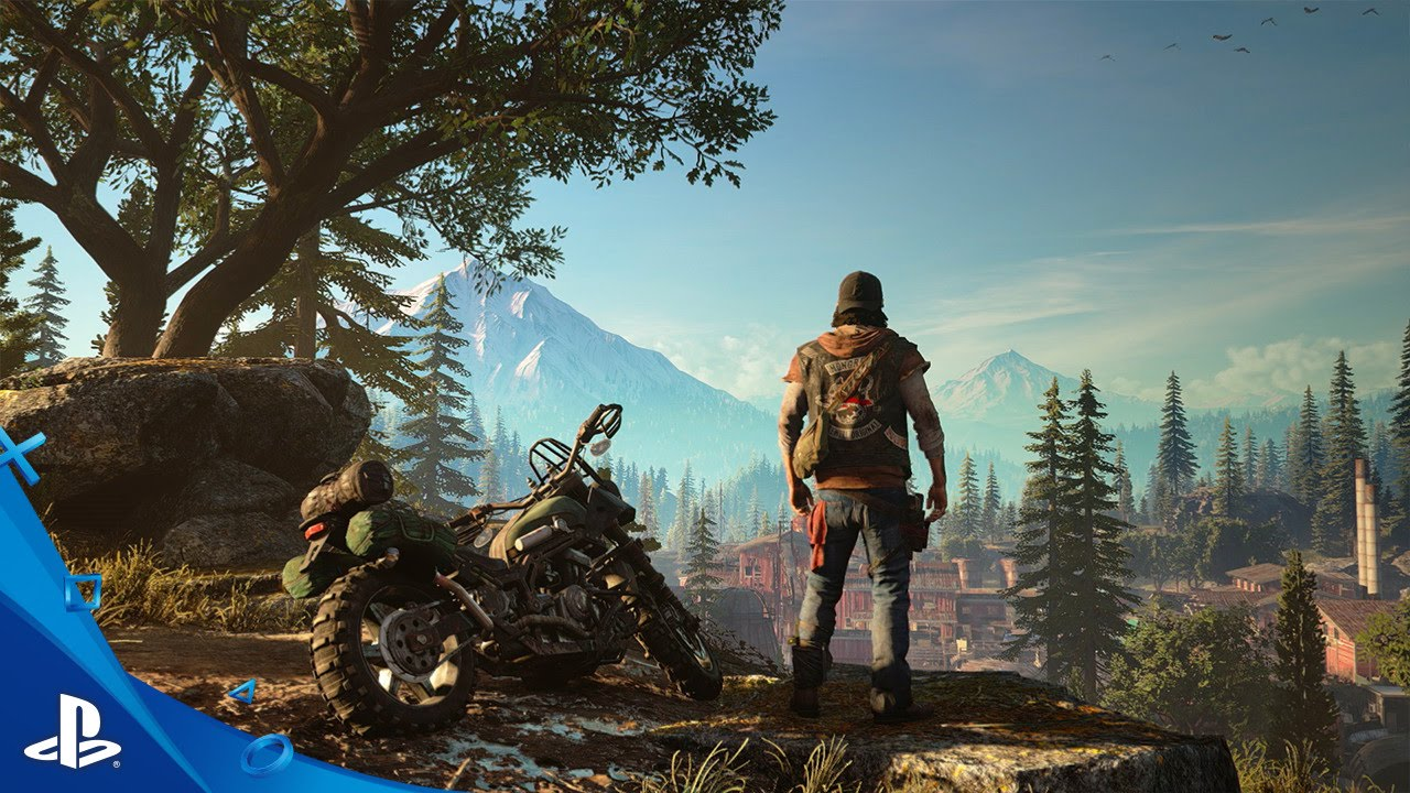 Trailer di Days Gone