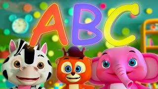ABC Songs For Kids | Alphabets Videos For Babies | Nursery Rhymes For Kids By Little Treehouse