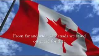 O Canada   National Anthem   Song & Lyrics   HQ