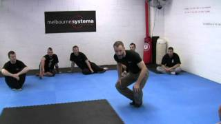 Kevin Secours - Systema Forward Roll