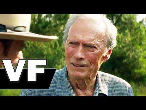 LA MULE Bande Annonce VF (2019) Clint Eastwood, Bradley Cooper