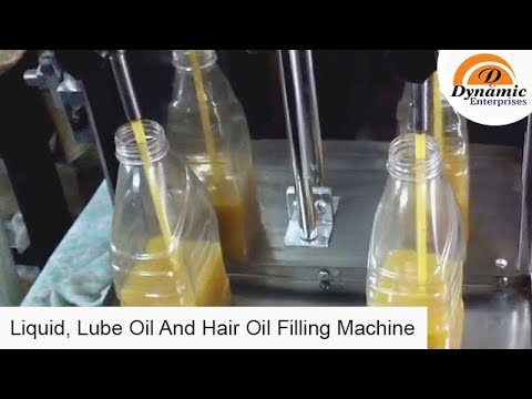 Low Cost Liquid Filling Machine