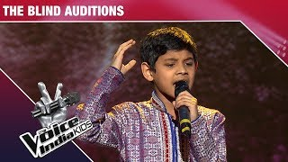 Ishaan Tangirala Performs On Dil Ki Tapish | The Voice India Kids | Episode 1
