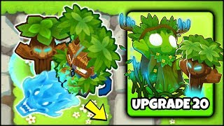 ᐈ NINJAKIWI SENT ME BLOONS TD 6 EARLY!! 3 UPGRADE PATHS, 5 TIERS