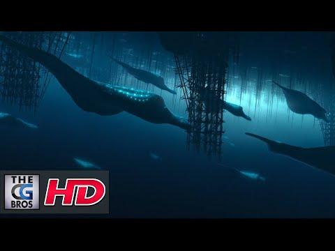 """CGI & VFX Short Film:  """"Yemanja""""  – by ArtFX"""