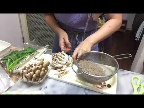 キノケイコ 【 すだれ麩のすき焼き風 】 簡単レシピ動画で紹介