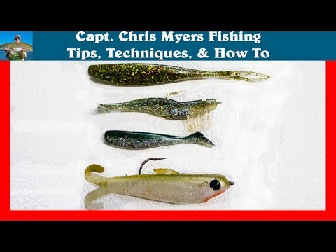The Best Fishing Lures for Redfish & Red Drum