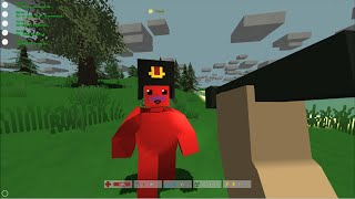 Unturned Hearing Colors and Seeing Sounds!