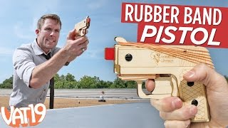 Video for Rubber Band Pistol