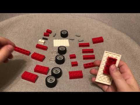 LEGO машинка