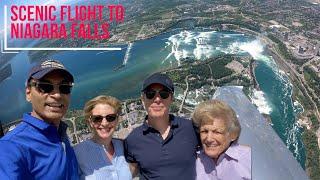 Scenic Flight Around Niagara Falls