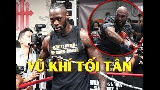 Deontay Wilder Dùng SIÊU VŨ KHÍ Công Kích Tyson Fury Trước Trận Đấu Của Năm 2018