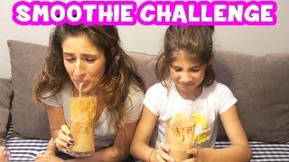 Smoothie Challenge | Bizim Aile Eğlenceli Çocuk Videoları