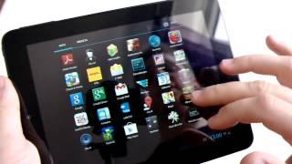 Weltbild Tablet PC 4 [ Odys 1622 ] Test [HD] Deutsch Multimedia Tablet