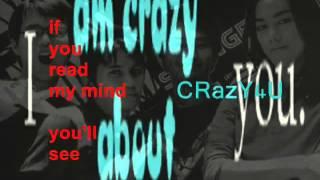 SPONGECOLA -- Crazy For You (w/lyrics)