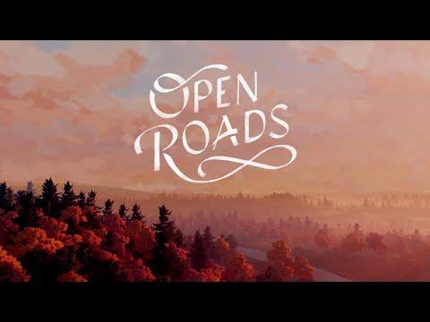 Teaser Trailer de Open Roads