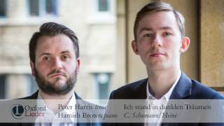 Young Artist Platform Winners 2017: Peter Harris & Hamish Brown - Ich stand in dunklen Träumen