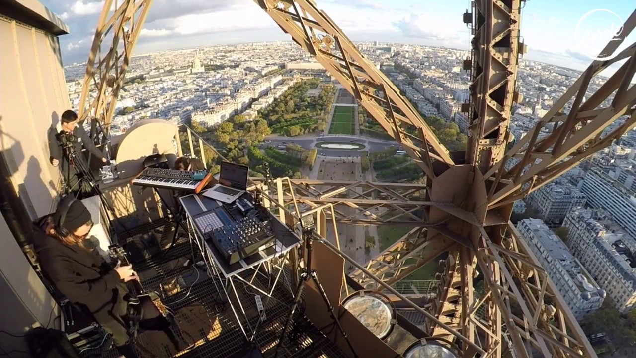 Møme - Live @ Eiffel Tower 2016