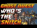 who's the Snitch ? Part 1-APEX LEGENDS SEASON 5 THEORY LORE