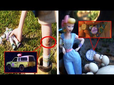 16 Easter Eggs y Secretos Que No Notaste En Toy Story 4