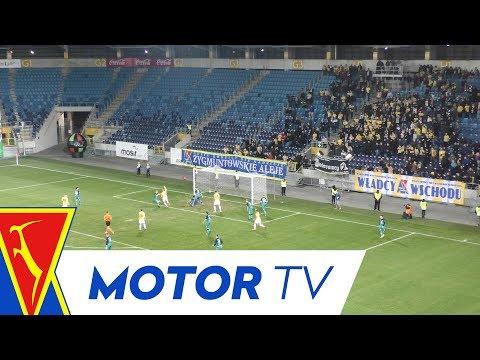 WIDEO: Motor Lublin - Chełmianka Chełm 7-0 [SKRÓT MECZU]
