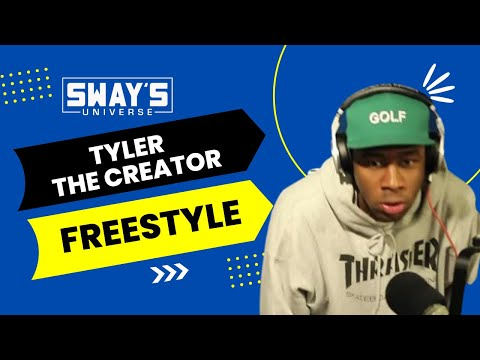 Tyler the Creator Freestyles on Sway in the Morning