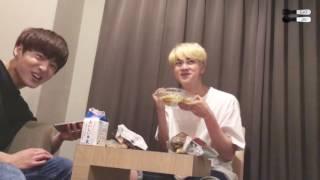[ENG SUB] 160624 EAT JIN