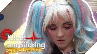 Plötzlich Manga-Puppe: Wieso Verkleidet Sich Cara (16) So Stark? | Die Familienhelfer | SAT.1