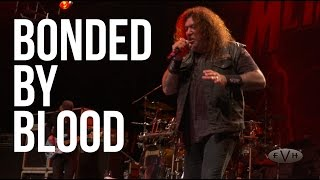 "Exodus ""Bonded by Blood"" cover by Gary Holt, Chuck Billy, Billy Sheehan + Metal Allegiance live"