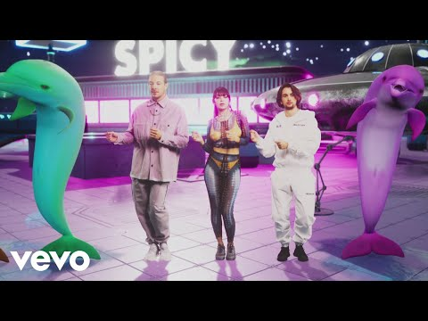 Spicy (Feat. CHARLI XCX) - HERVE PAGEZ & DIPLO