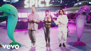 Herve Pagez, Diplo   Spicy Ft. Charli XCX